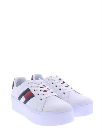 Tommy Hilfiger Tommy Jeans Icon White