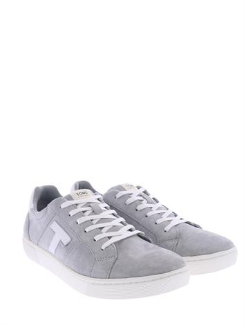 Toms Leandro  Drizzle Grey Suede