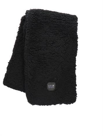 Ugg Sherpa Oversized Scarf Black