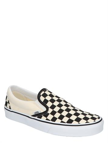 Vans Classic Slip On Black White