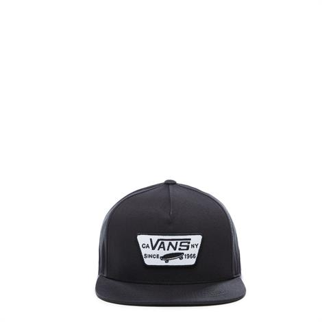 Vans Full Patch Snap Black