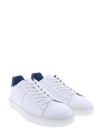 Woolrich Court Low White Lt. Blue